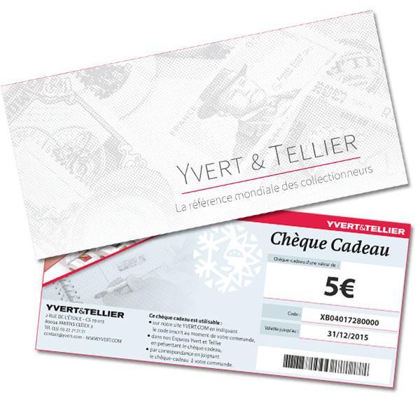 Ch ques cadeaux yvert et tellier - Cheque cadhoc liste magasins ...