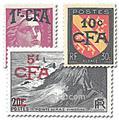 n° 281/306 -  Timbre Réunion Poste