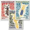 nr. 49/51 -  Stamp French Southern Territories Mail