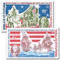 n.o 190/191 -  Sello Wallis y Futuna Correos