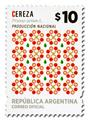 n° 3147 - Timbre ARGENTINE Poste