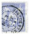 n° 61/72 obl. - Type Sage (Type I)