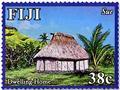 n° 1317/1320 - Timbre FIDJI Poste