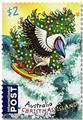 n° 889/890 - Timbre CHRISTMAS (ILE) Poste