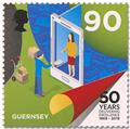 n° 1761/1766 - Timbre GUERNESEY Poste