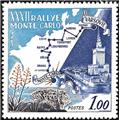 nr. 614 -  Stamp Monaco Mail
