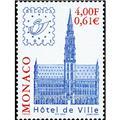 n.o 2302 -  Sello Mónaco Correos