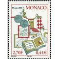 n° 2306 -  Selo Mónaco Correios