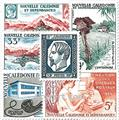 n.o 295 / 301 -  Sello Nueva Caledonia Correos