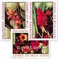 n° 83/85 -  Timbre Polynésie Poste