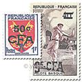 nr. 320/330 -  Stamp Reunion Mail