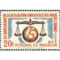 n° 370 -  Selo São Pedro e Miquelão Correios