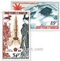 nr. 48/49 -  Stamp Saint-Pierre et Miquelon Air Mail