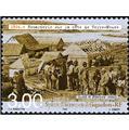 n° 8 -  Timbre Saint-Pierre et Miquelon Bloc et feuillets
