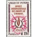 n° 173 -  Timbre Wallis et Futuna Poste