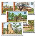n° 203/207 -  Timbre Wallis et Futuna Poste