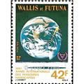 n.o 274 -  Sello Wallis y Futuna Correos