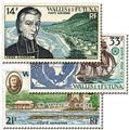 n° 15/17 -  Timbre Wallis et Futuna Poste aérienne