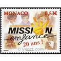 n° 2764 -  Timbre Monaco Poste