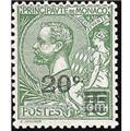 nr. 51 -  Stamp Monaco Mail