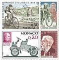n° 632/635 -  Timbre Monaco Poste