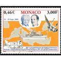 n.o 2318 -  Sello Mónaco Correos