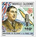 nr. 267 -  Stamp New Caledonia Air Mail