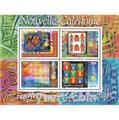 nr. 24 -  Stamp New Caledonia Souvenir sheets