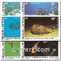 n.o 267/272 -  Sello Wallis y Futuna Correos