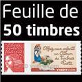 n° 3729Aa -  Timbre France Personnalisés