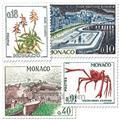 n° 537A/550A -  Timbre Monaco Poste