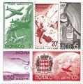 nr. 2/7 -  Stamp Monaco Air Mail