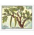 n° 110/113 -  Selo Mónaco Pré-obliterados