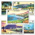 n° 30/34 -  Timbre Polynésie Poste