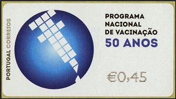 n° 211 - Timbre PORTUGAL Timbres de distributeurs