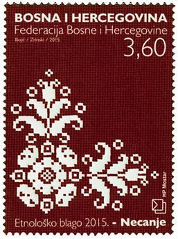 n° 380 - Timbre HERCEG-BOSNA Poste