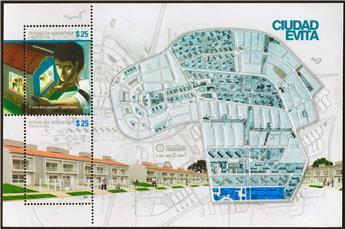 n° 146 - Timbre ARGENTINE Blocs et feuillets