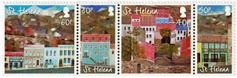 n° 1130 - Timbre SAINTE-HELENE Poste