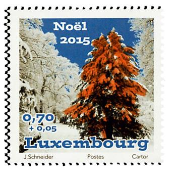 n° 2021 - Timbre LUXEMBOURG Poste