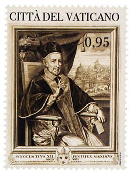 n° 1704 - Timbre VATICAN Poste