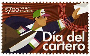 n° 2940 - Timbre MEXIQUE Poste
