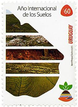 n° 2767 - Timbre URUGUAY Poste