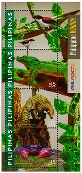 n° 3999 - Timbre PHILIPPINES Poste