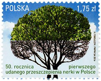 n° 4462 - Timbre POLOGNE Poste