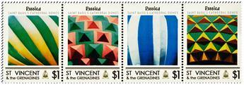 n° 5889 - Timbre SAINT-VINCENT Poste