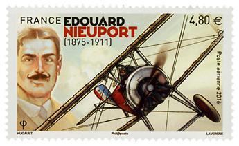 n° 80a - Timbre France Poste aérienne