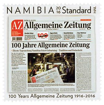n° 1375 - Timbre NAMIBIE Poste