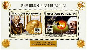 n° 2355 - Timbre BURUNDI Poste