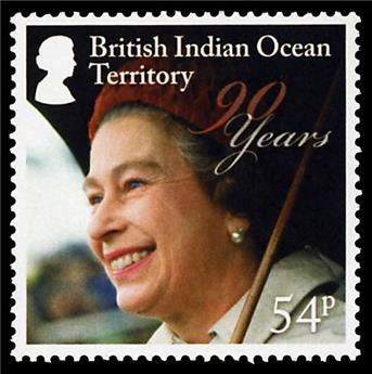 n° 494 - Timbre OCEAN INDIEN Poste