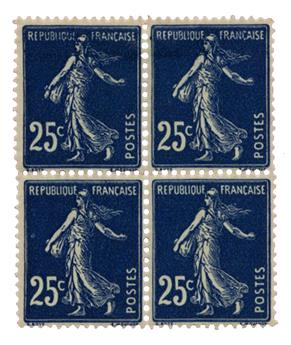 n°140b** - Timbre France Poste